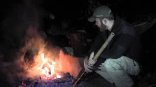 Fire Craft - Record Setting All Night Fire Time Experiment