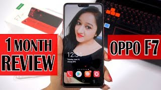OPPO F7- 1 Month Review
