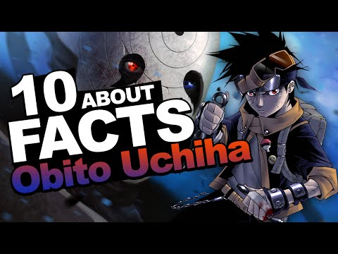 "10 Facts About Obito Uchiha You Should Know!!! ""Naruto Shippuden Facts"" w/ ShinoBeenTrill thumbnail"