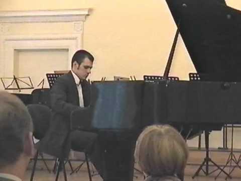 Скарлатти, Доменико - Соната для фортепиано, K 337