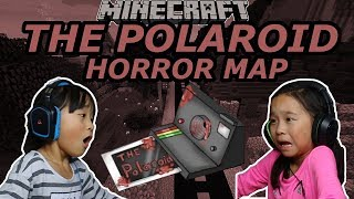 Minecraft: The Polaroid / Horror Map / Janet and Kate