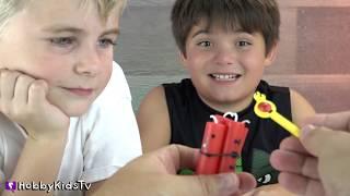 HobbyDad is a Surprise Egg Full of Surprise Toys! HobbyKidsTV