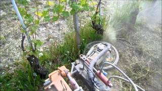 Diserbo meccanico per vigneti Conterno & Occelli s.r.l - Mechanical Weed control for vineyards