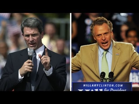 Watch the First 2013 Virginia Gubernatorial Debate