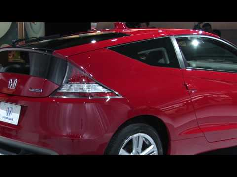 A True CRX Replacement? - 2011 Honda CR-Z