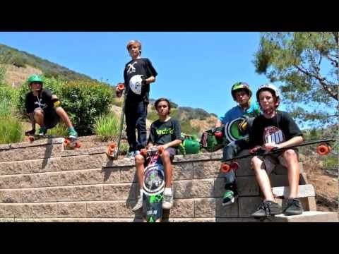 X-Caliber Downhill Groms