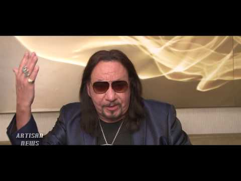 ACE FREHLEY TALKS SET LIST, INCLUDES KISS CLASSICS FOR SPACE INVADER TOUR