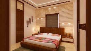How to Decorate a Small Bedroom | Interior Design | Bedroom Design Ideas