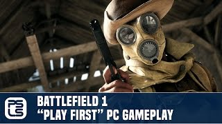 Battlefield 1 Gameplay New Maps & Modes (PC
