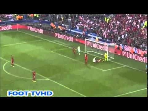 Real Madrid vs Sevilla 2-0 All Goals & Highlights 12/08/2014