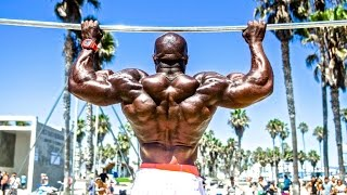 Kali Muscle - BACK WORKOUT (Las Vegas)