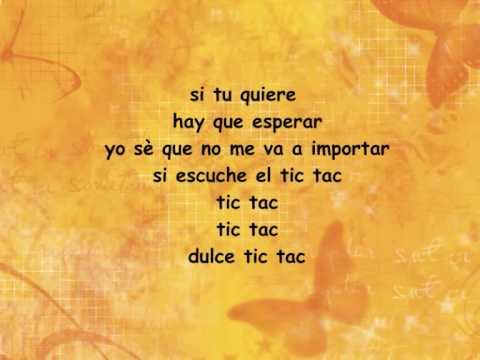 Floricienta - Tic Tac