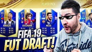 DRAFT LIKE A BOSS !!! SUPER CHALLENGE in FIFA 19 DRAFT SPRE GLORIE #132