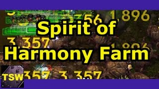 Of Pandaria - Spirit Of Harmony Farming Spot. Mote Of Harmony Farming