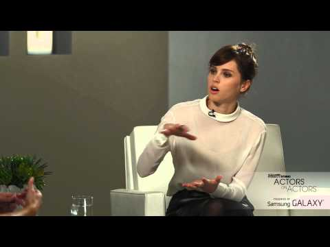 Actors on Actors: Felicity Jones and Jenny Slate - Full Video