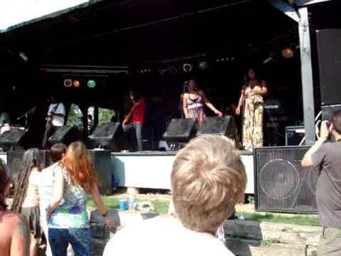 Original Wailers - Positive Vibration @ Midwest Reggae Fest 09