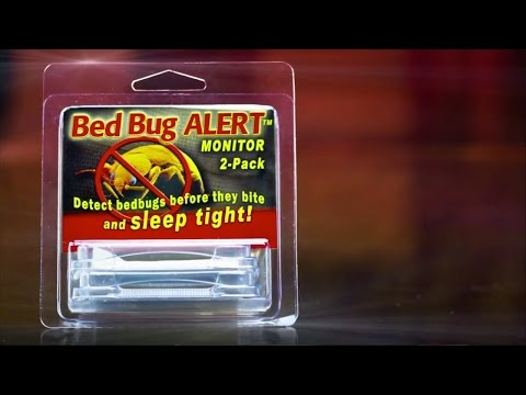 Bed bug first alarm monitoring glue trap how to save for Bed bug alert monitor