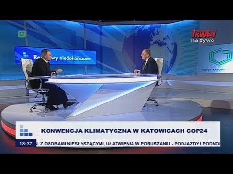 Rozmowy Niedokończone: Konwencja Klimatyczna W Katowicach COP24 (Conference Of The Parties) Cz.I