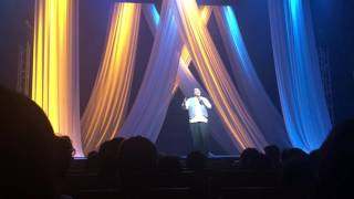 Suhaimi Yusof at Happy Ever Laughter