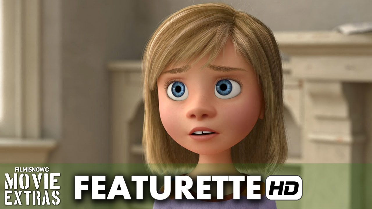 Inside Out (2015) Blu-ray/DVD Featurette - Petes Story Epiphany