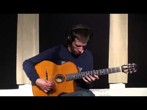 Manoir De Mes Rêves - Sébastien Giniaux ( Jazz Manouche / Gypsy Jazz )