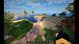 Minecraft Shaders Test on i7 4770k, GTX 660 (Non TI), 8GB RAM