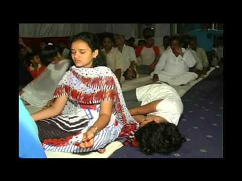Meditation Music with Live recorded Kundalini Shaktipat video 2012  - World Spiritual Foundation