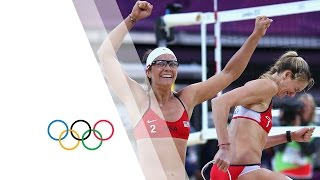 Women's Beach Volleyball Semi-Finals - USA v CHN | London 2012 Olympics