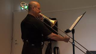 JS Bach Cello Suite 5 Gavotte 1e2