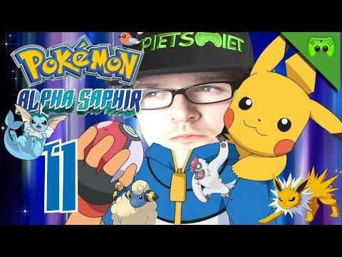 POKEMON # 11 - Sind Team Aqua die Guten? «»  Let's Play Pokemon Alph...