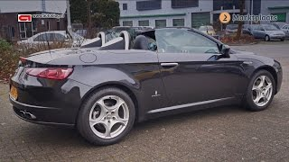 Alfa Romeo Spider (2007-2011) buying advice