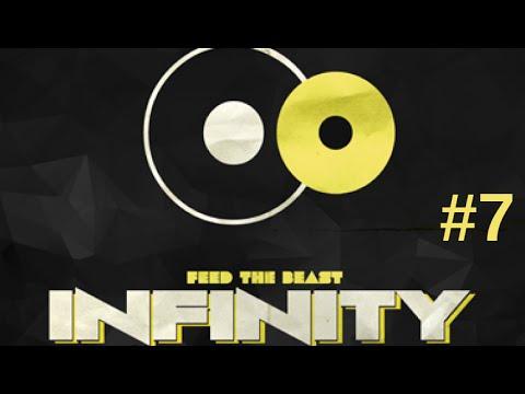 FTB Infinity Evolved Expert - Episode 7