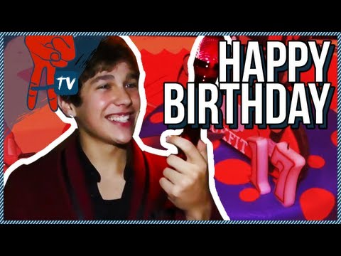 Austin Mahone's Birthday Surprise - Austin Mahone Takeover Ep 43