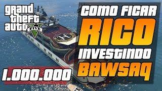 GTA V - COMO GANHAR 1.000.000 INVESTINDO EM AÇÕES DA DEBONAIRE