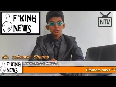 Up Trolled With Unknown Sharma | Fucking News | Ntv video