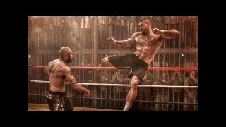 Best Fight scene to boyka Undisputed 1,2,3,4