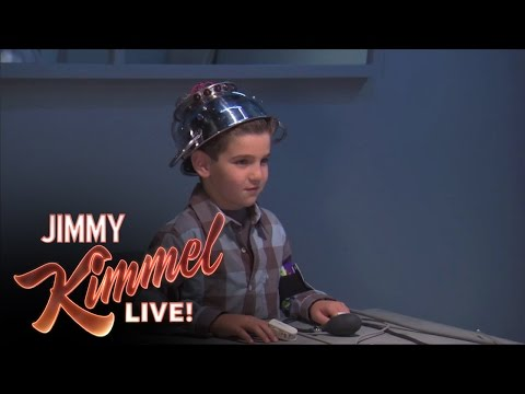 Thumbnail of video Jimmy Kimmel Lie Detective #1