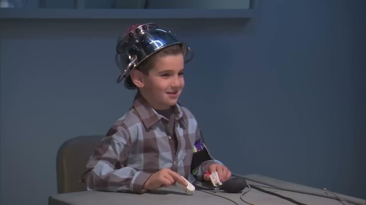 Jimmy Kimmel Lie Detective part 1