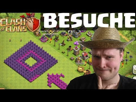 Clash of Clans    BESUCHE UND REVIEWS    Let's Play Clash of Clans [Deutsch/German HD]