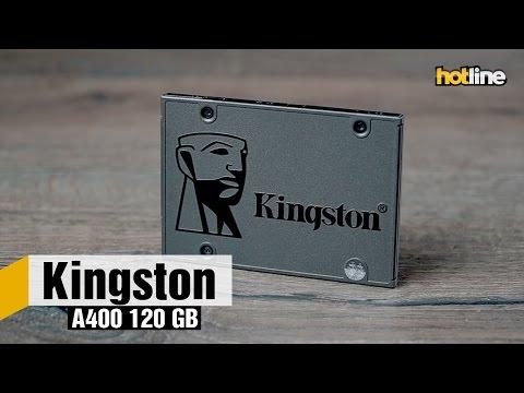 Kingston A400 120 ГБ — системный ускоритель за $50