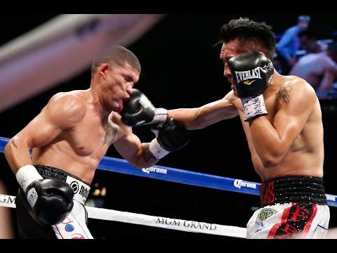 Juan Manuel Lopez vs. Francisco Vargas - Round 3 - SHOWTIME Boxing
