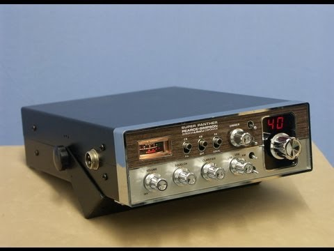 PEARCE SIMPSON SUPER PANTHER / CB-HAM-Radio