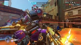 Battle Mercy Clip 1