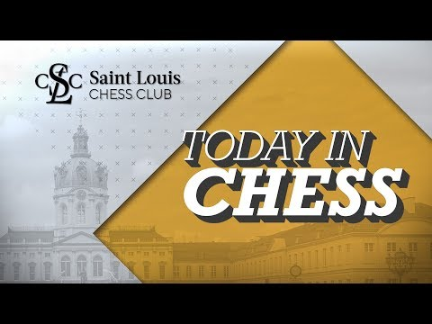 Today in Chess | Candidates Tournament 2018: Round 12