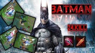 ROV ❃EP.91❃ I'am BATMAN ล้วงจนฝั่งตรงข้ามร้อง ตัวDCที่น่าซื้อ.SS9
