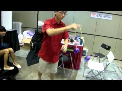 Asia Pacific Yo-Yo Championships 2011 CLIP VIDEO [ AP 2011 ]