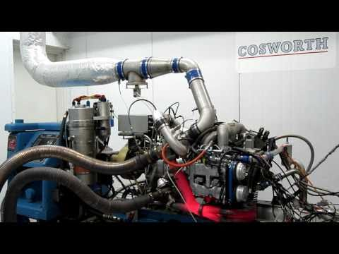 Cosworth Subaru Borg Warner EFR Turbo Test