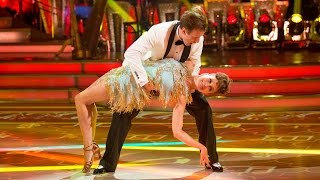 Katie Derham & Anton Du Beke Jive to 'Roll Over Beethoven' - Strictly Come Dancing: 2015 - BBC One