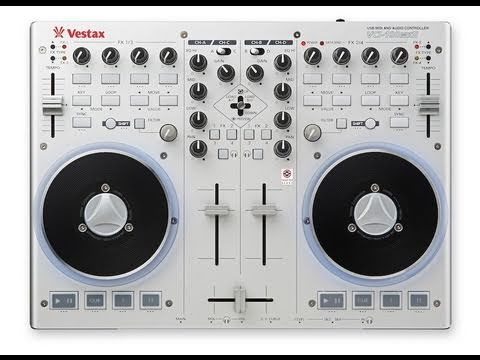 Vestax VCI-100 MK2 _ Exclusive First Look