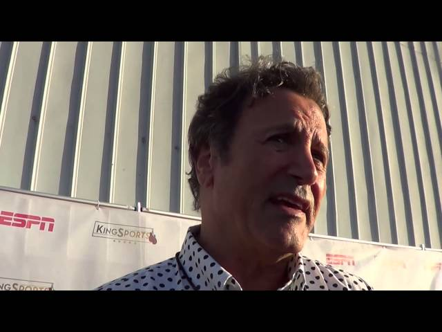frank stallone on pacquiao vs floyd mayweather and chris algieri EsNews